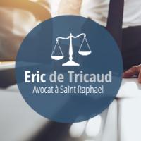 Avocat à Saint-Raphaël, Eric de Tricaud